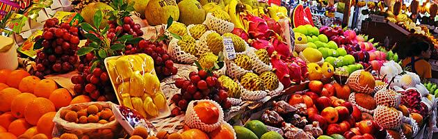 Шоппинг в Хуа Хине, рынки, магазины