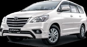 Toyota Innova (6 мест) - 2500 бат