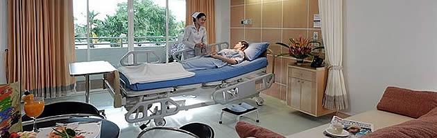 Медицина в Хуа Хине, Таиланде