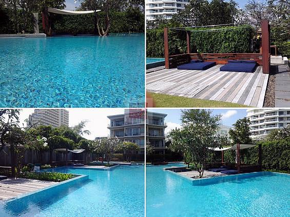 Купить роскошные апартаменты на берегу в Хуа Хине