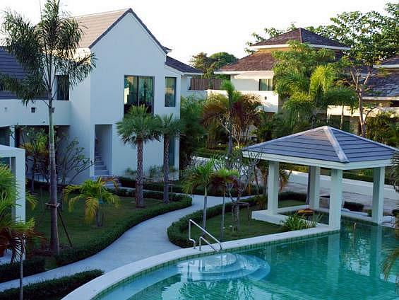 Квартира в аренду в комплексе в Хуа Хине, Таиланд