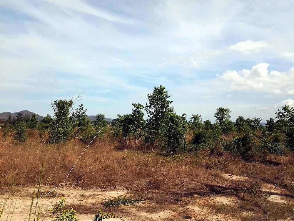 Buy land in Hua Hin Balck Mountain