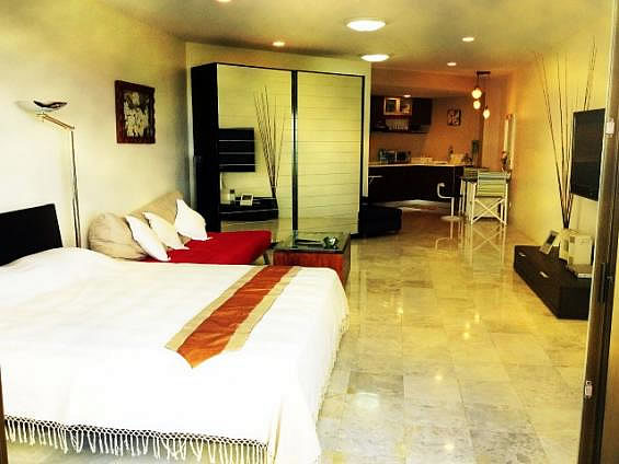 Studio for rent in Hua Hin