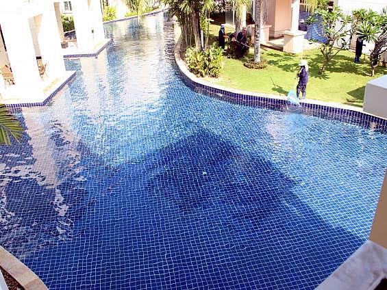 Квартира в аренду с выходом на пляж в Хуа Хине, Таиланд