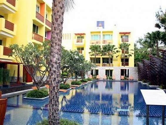 Rent appartment in Myconos Condo Hua Hin
