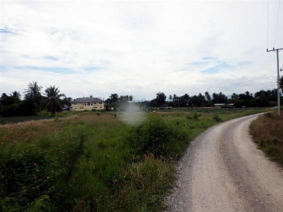Купить участок земли для строительства дом в Хуа Хине