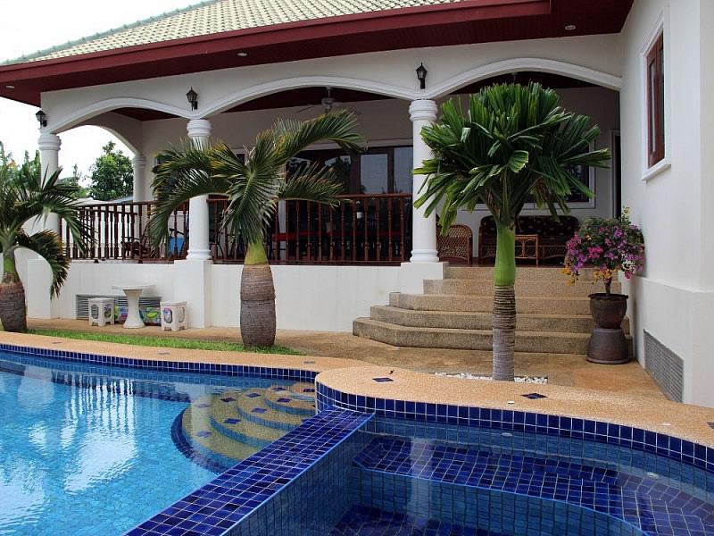 Sai Noi Beach снять дом