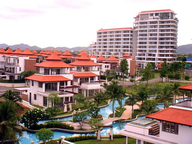 Аренда квартиры в Хуа Хине, Боатхаус с видом на море, Таиланд