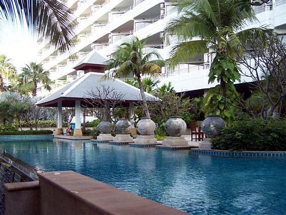 Аренда двухкомнатная квартира на берегу в Хуа Хине, Таиланд