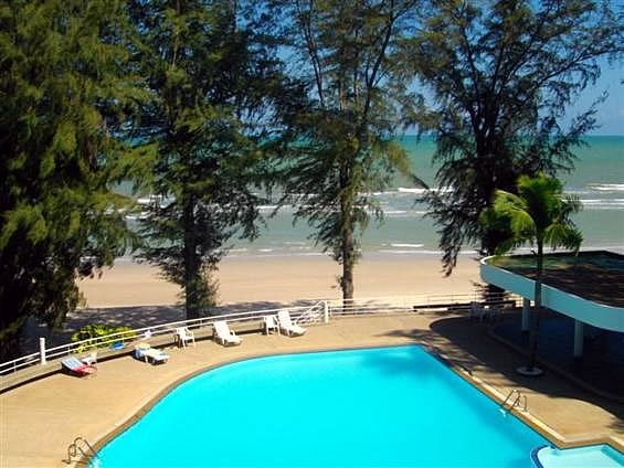 Апартаменты на пляже Ча Аме купить