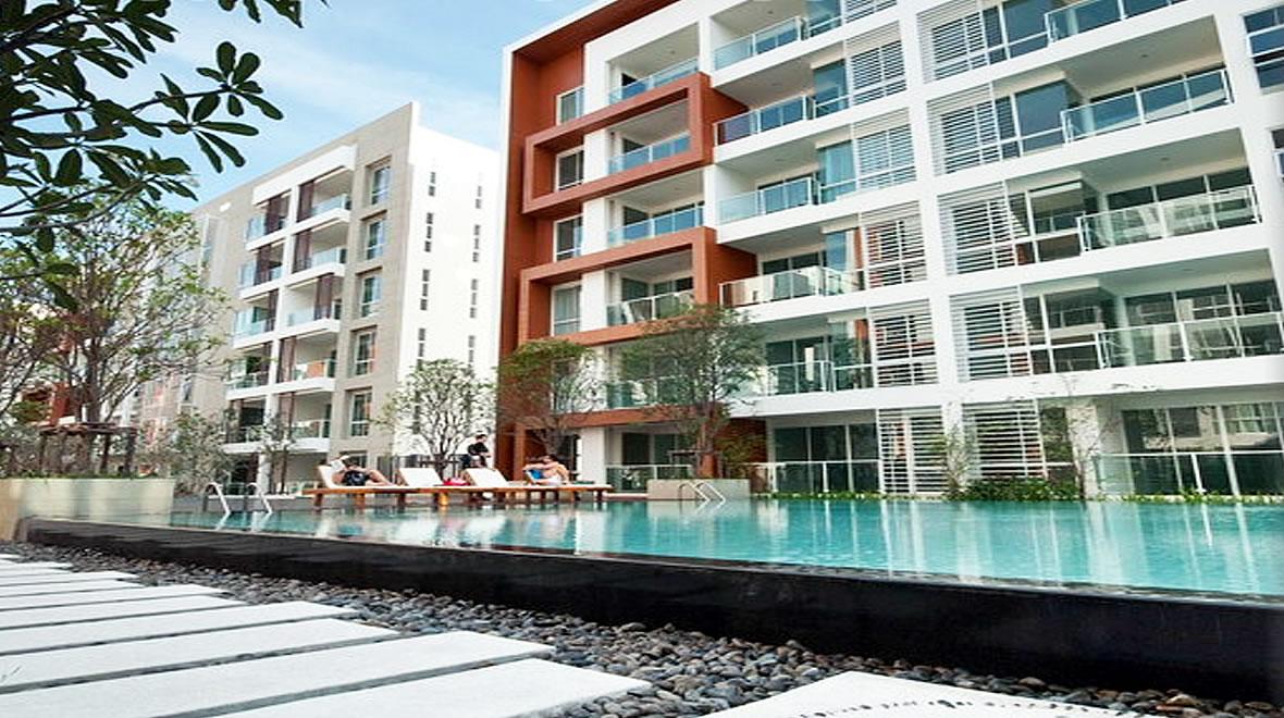 Купить квартиру в Бризе Хуа Хин
