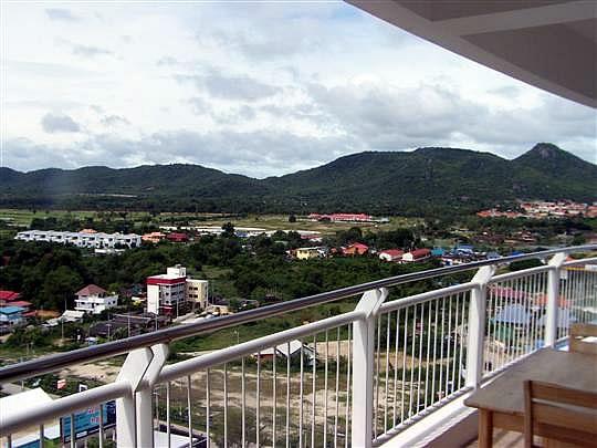 Снять кондо на берегу Хуа Хин Таиланд