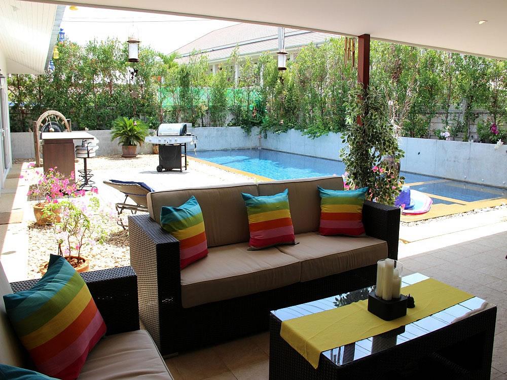 Купить дом в Хуа Хине