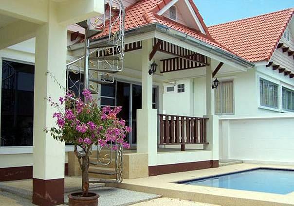 Снять долгосрочно дом в Хуа Хине