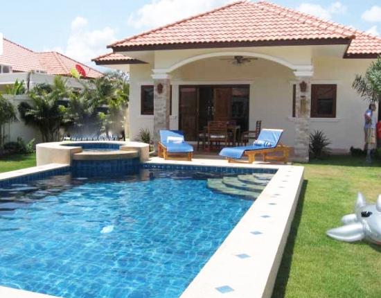 Дом в Таиланде в аренду