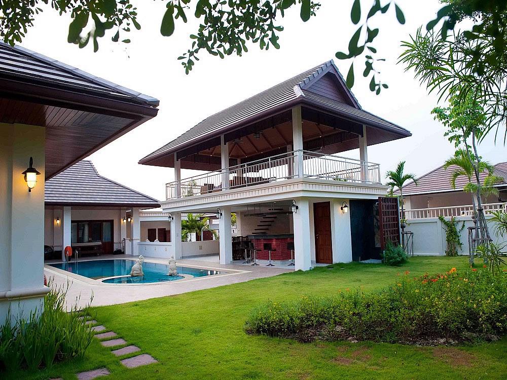 Купить виллу в балийском стиле в Хуа Хине