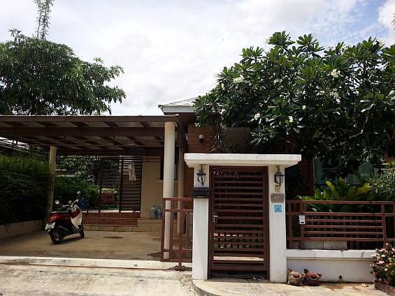 Снять недорогой уютный дом в поселке в Хуа Хине