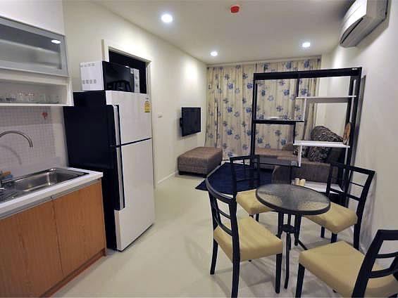 Снять однокомнатную квартиру в Хуа Хине