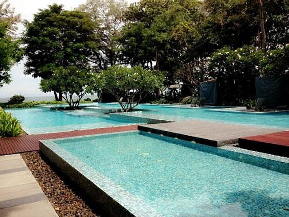 Квартира в аренду на берегу в центре Хуа Хина, Таиланд