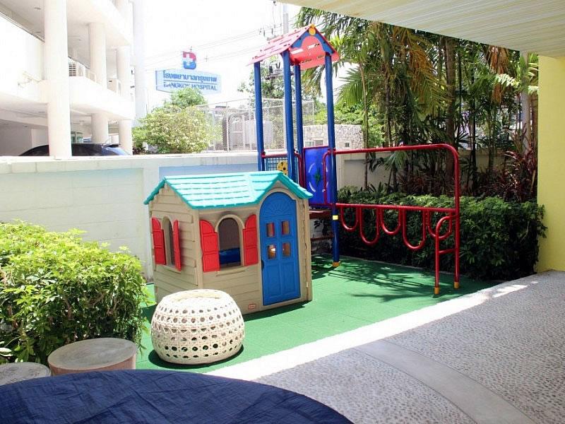 Hua Hin Myconos condominium