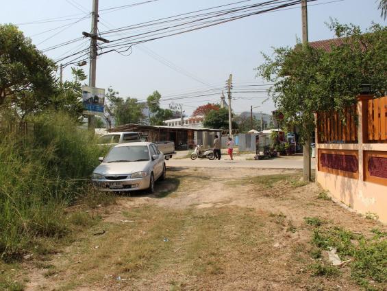 Купить небольшой участок земли в Хуа Хине