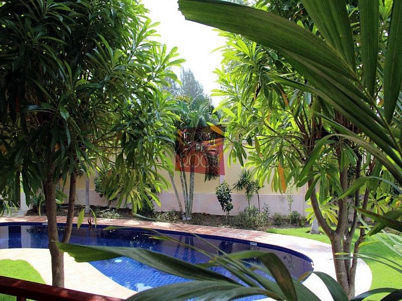 Снять дом с бассейном в Хуа Хине Таиланде
