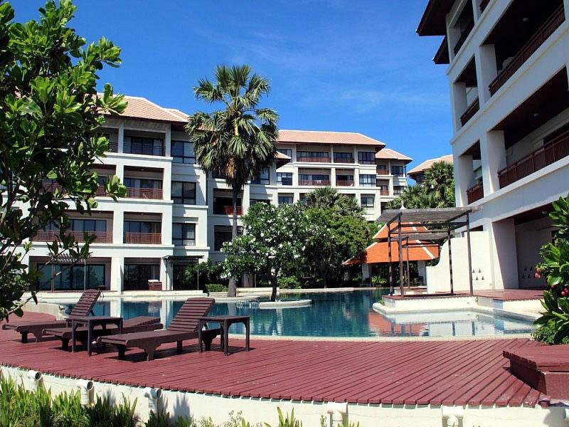 Арендовать квартиру на пляже в Хуа Хине, Таиланд