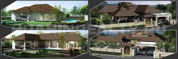 Новый проект в Хуа Хине Hua Hin Hillside Hamlet
