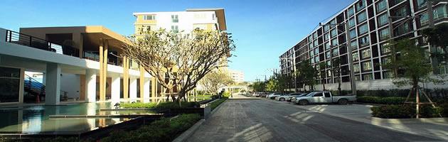 Кондоминиум в Хуа Хине Baan Koo Kiang