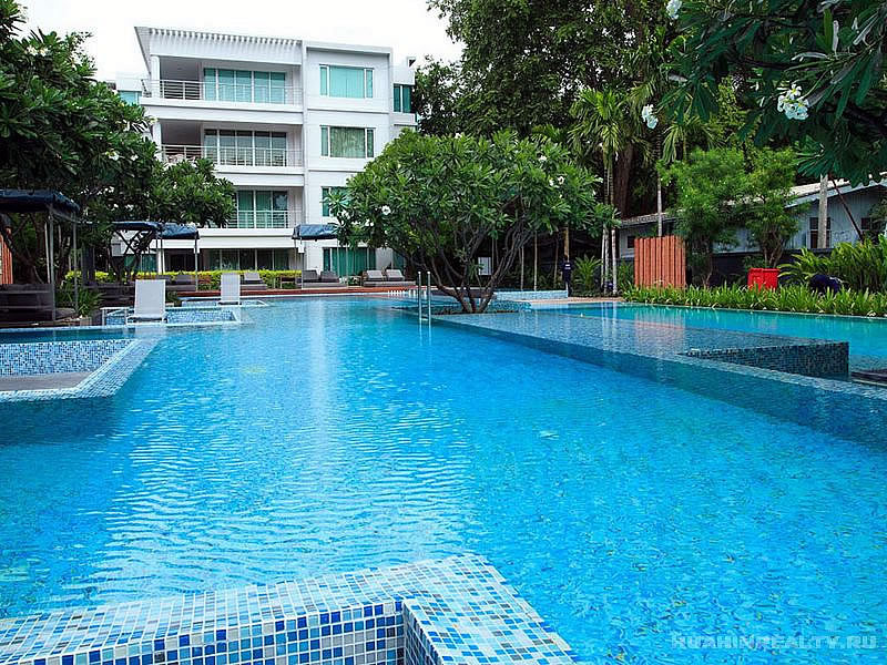 Снять квартиру в Baan Sandao Хуа Хин