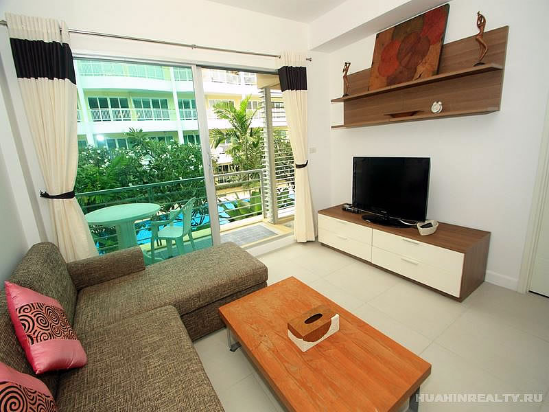 Снять квартиру в Baan Sanpluem в Хуа Хине
