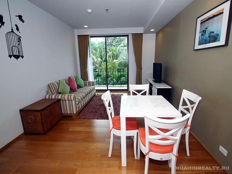 Снять квартиру в Baan Sansuk