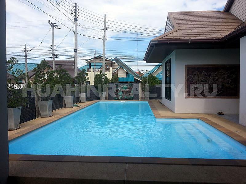 дом на сои 102 в аренду в Хуа Хине