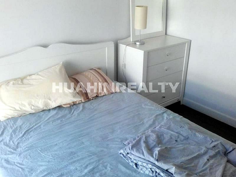 Двуспальная квартира в центре Хуа Хина на берегу 2