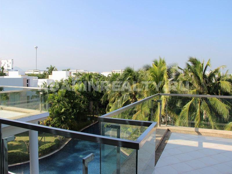 Blue Lagoon Hua Hin condo for rent 2 bedrooms (4)