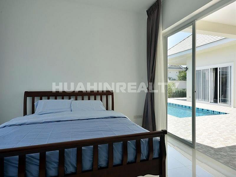 Новая меблированная вилла с бассейном в Хуа Хине 3
