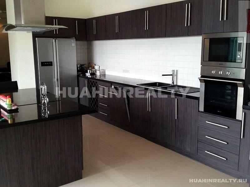 Большая вилла с 5 спальными комнатами в Хуа Хине 6