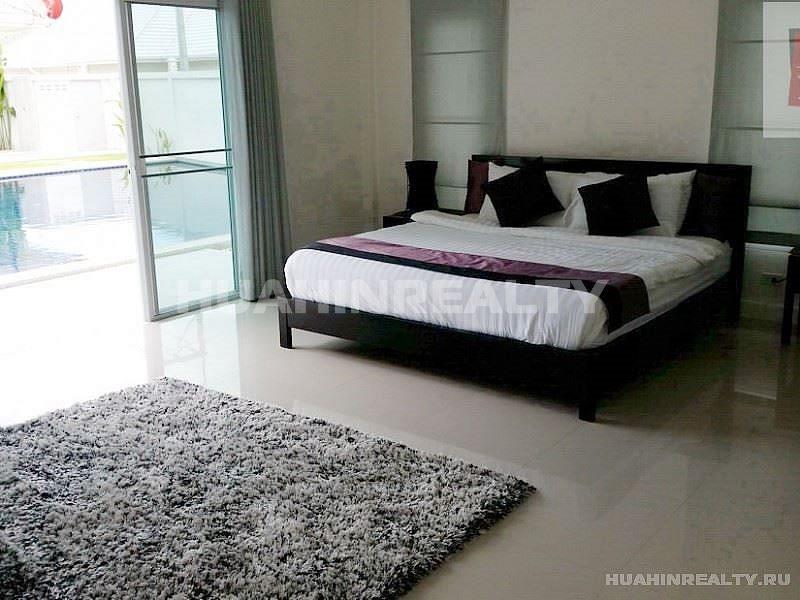 Большая вилла с 5 спальными комнатами в Хуа Хине 8