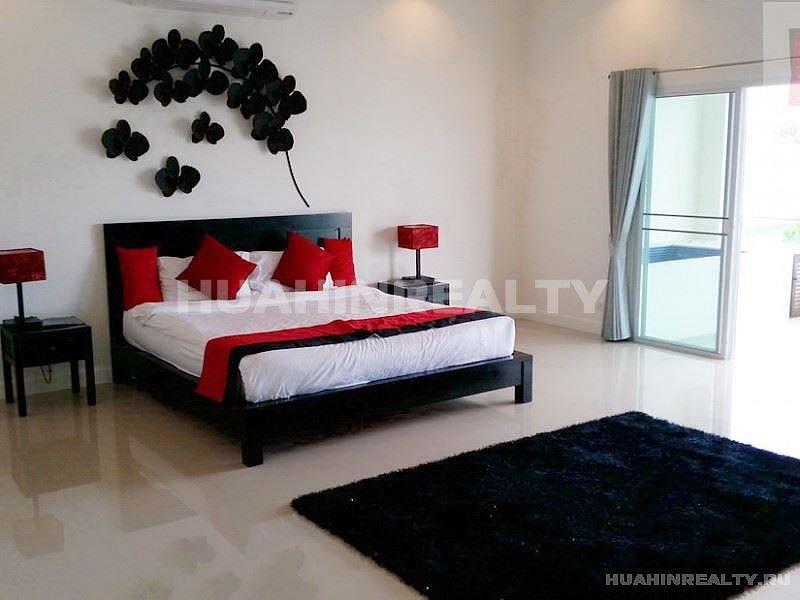 Большая вилла с 5 спальными комнатами в Хуа Хине 13