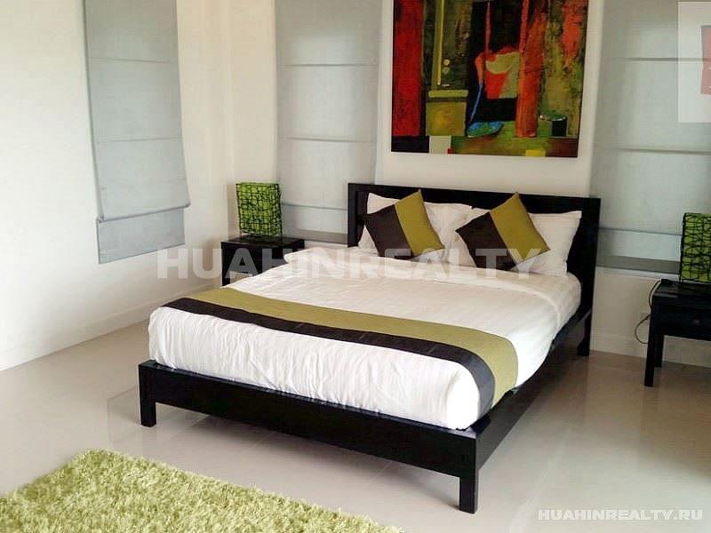 Большая вилла с 5 спальными комнатами в Хуа Хине 15