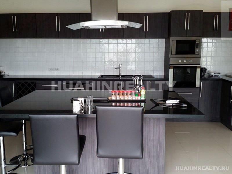 Большая вилла с 5 спальными комнатами в Хуа Хине 17