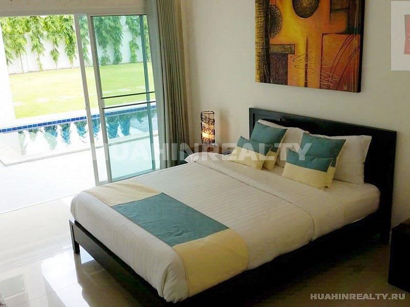 Большая вилла с 5 спальными комнатами в Хуа Хине 18