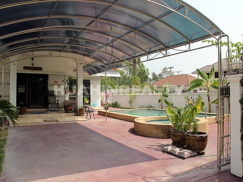 Возможность недорого купить дом в Хуа Хине с бассейном 1