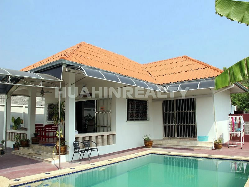 Возможность недорого купить дом в Хуа Хине с бассейном 6