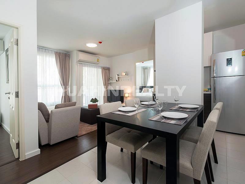 Двуспальные квартиры в аренду в Хуа Хине 1