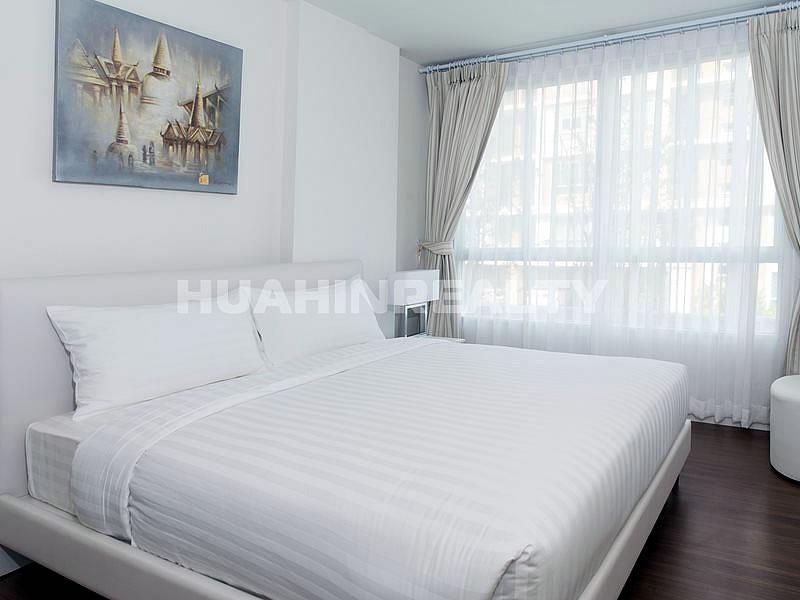 Двуспальные квартиры в аренду в Хуа Хине 2