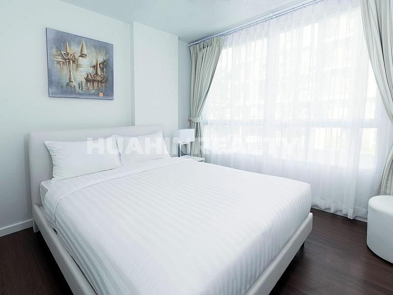 Двуспальные квартиры в аренду в Хуа Хине 3