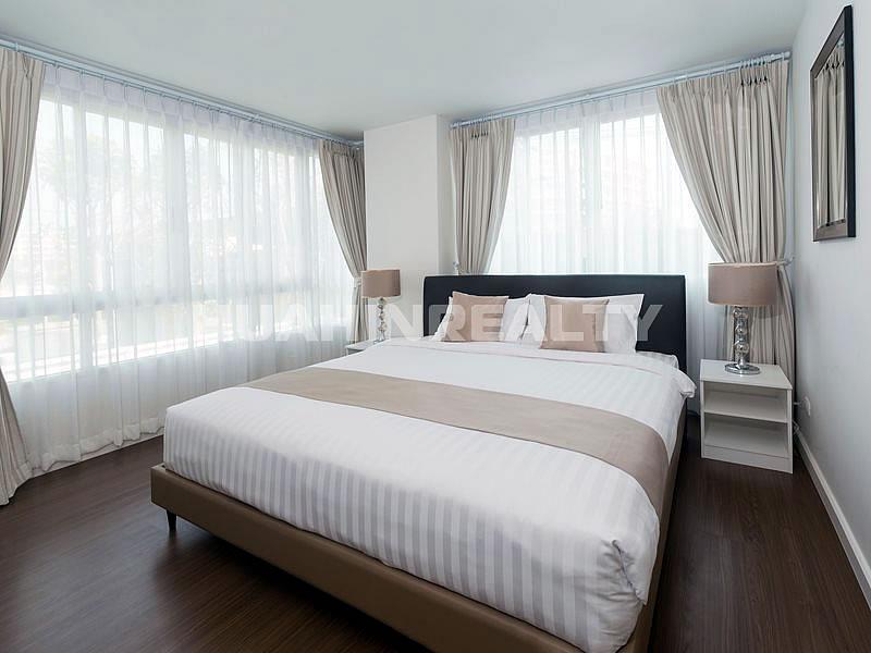 Двуспальные квартиры в аренду в Хуа Хине 4