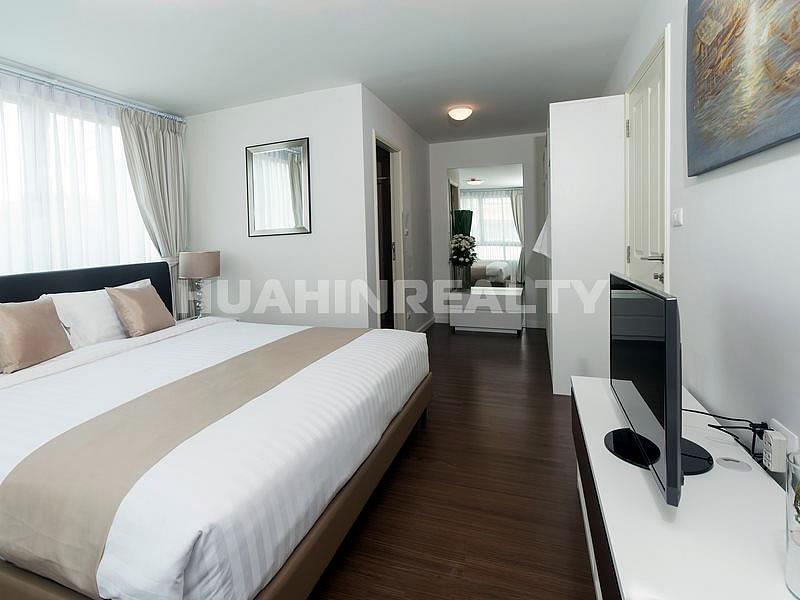 Двуспальные квартиры в аренду в Хуа Хине 5