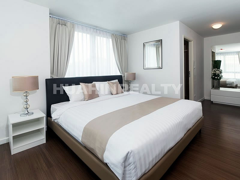 Двуспальные квартиры в аренду в Хуа Хине 6